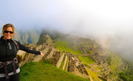 Machu Picchu -- WOW!